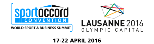 SportAccord Convention 2016