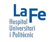 La Fe hospital logo