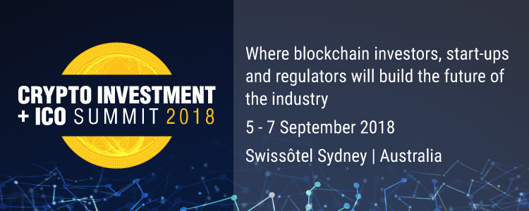 Crypto Investment + ICO Summit 2018