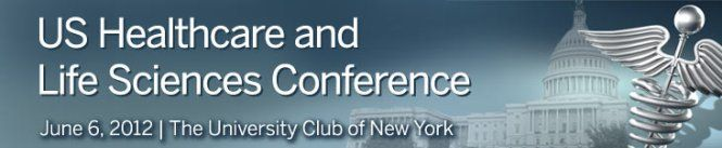 FT US Healthcare and Life Sciences Conference