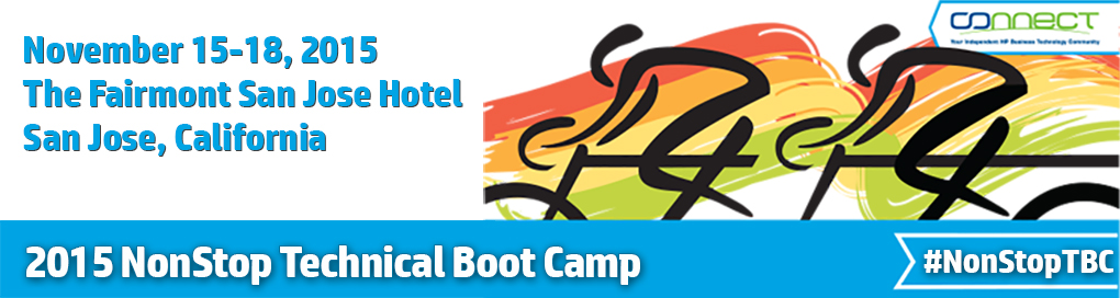 NonStop Technical Boot Camp 2015