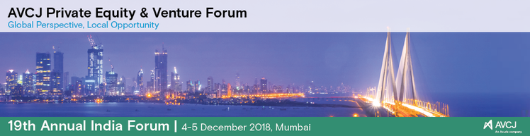 AVCJ Private Equity & Venture Forum - India 2018