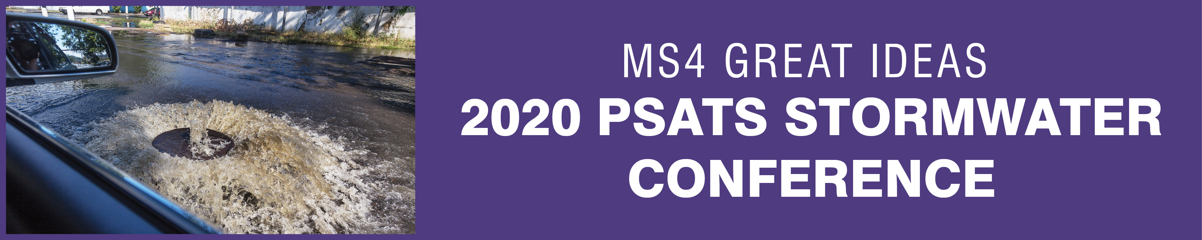 2020 PSATS Stormwater Conference - Central
