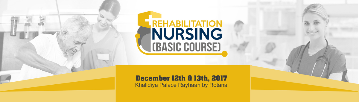 Introduction to Rehabilitation Nursing _Dec 12-13, 2017