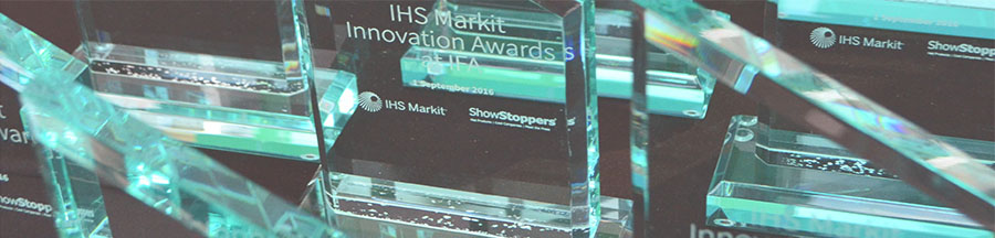 IHS Markit Innovation Awards at Showstoppers - CES 2019