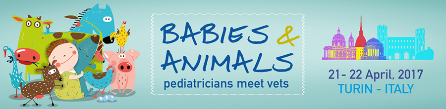 Babies & Animals - Pediatricians meet vets