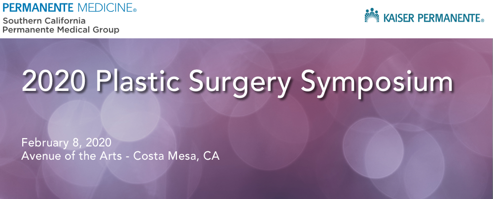 2020 Plastic Surgery Symposium