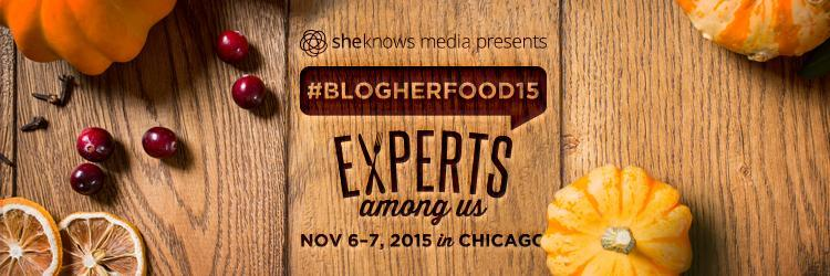 BlogHer Food '15