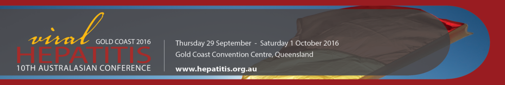 10th Australasian Viral Hepatitis Conference 2016