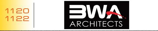 BWA Architects logo