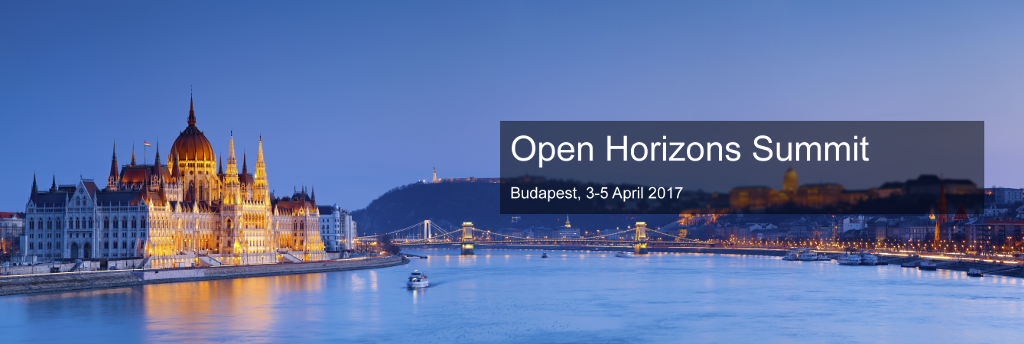 Open Horizons EMEA Summit 2017