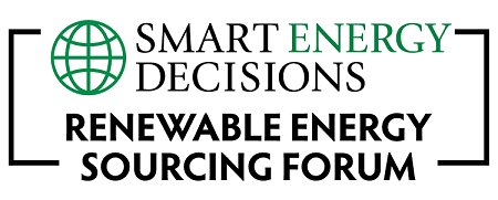 Smart Energy Decisions Renewable Energy Sourcing Forum - Fall 2019