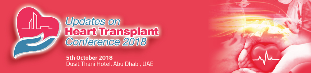 Updates on Heart Transplant Conference 2018