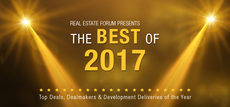 Real Estate Forum's BEST OF 2017
