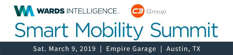 Wards Intelligence C3 Mobility Summit 2019