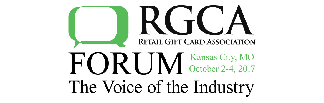 RGCA 2017 FORUM - The Voice of the Industry