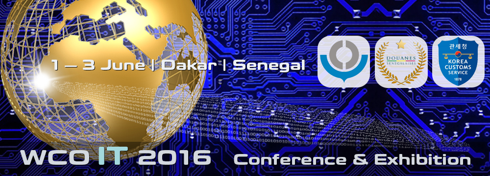 2016 WCO IT Conference and Exhibition