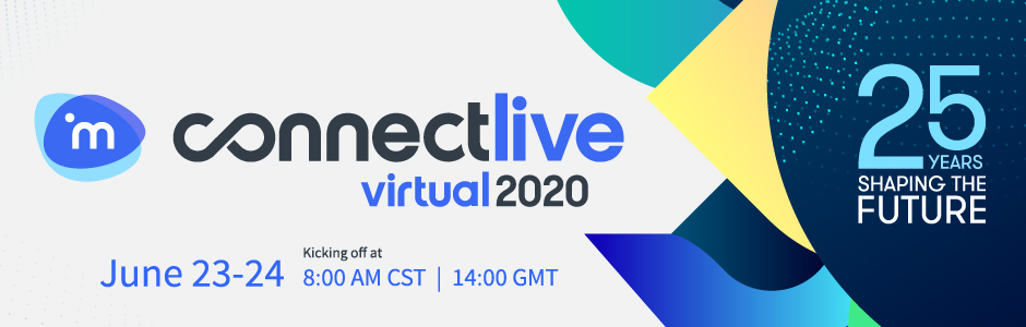 ConnectLive 2020 Virtual