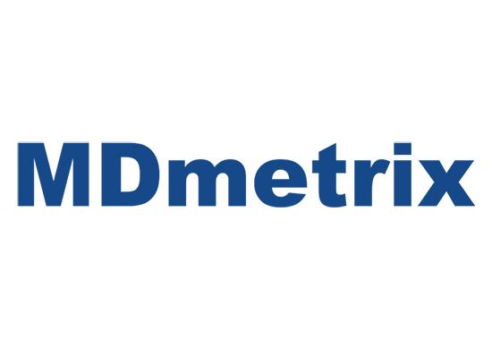 Mdmetrix logo