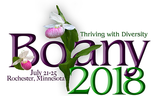 Botany 2018 - Thriving with Diversity