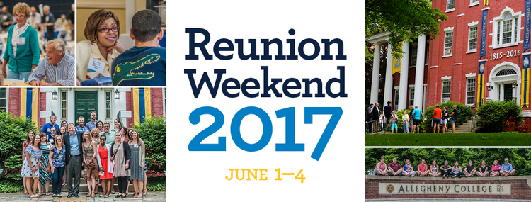 Reunion Weekend 2017