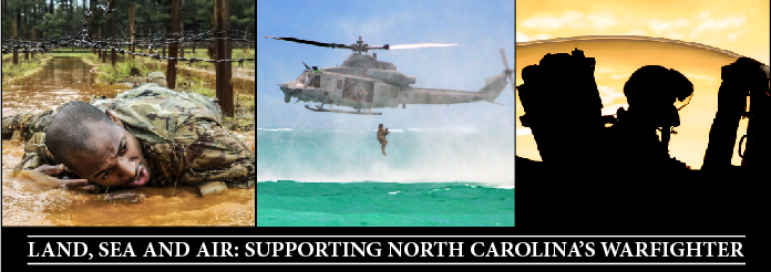 18th Annual North Carolina Defense and Ecomonic Development Trade Show