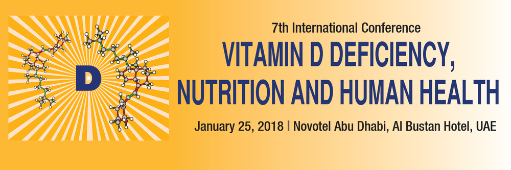 7th International Conference VITAMIN D DEFICIENCY, NUTRITION AND HUMAN HEALTH