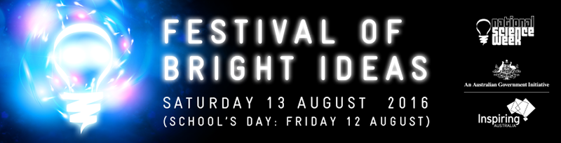 2016 Festival of Bright Ideas