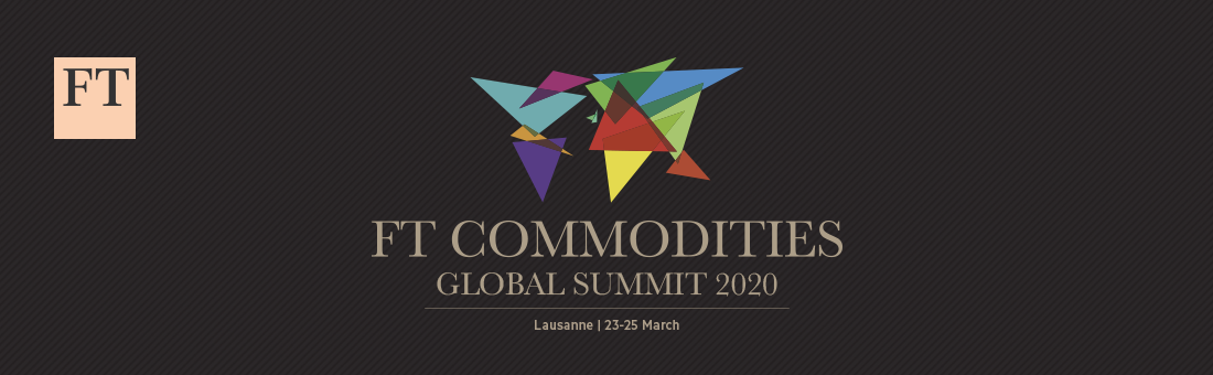 FT Commodities Global Summit 2020