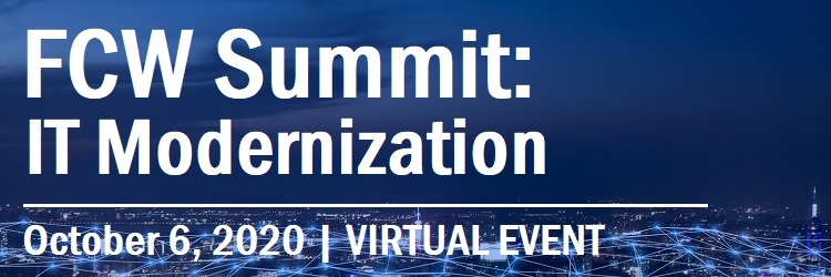 VIRTUAL EVENT | FCW Summit: IT Modernization