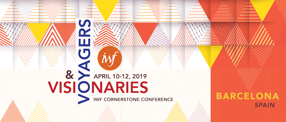 International Women's Forum 2019 Cornerstone Conference Barcelona