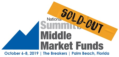 2019 National Summit for Middle Market Funds