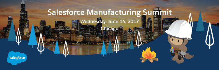 Salesforce Manufacturing Summit
