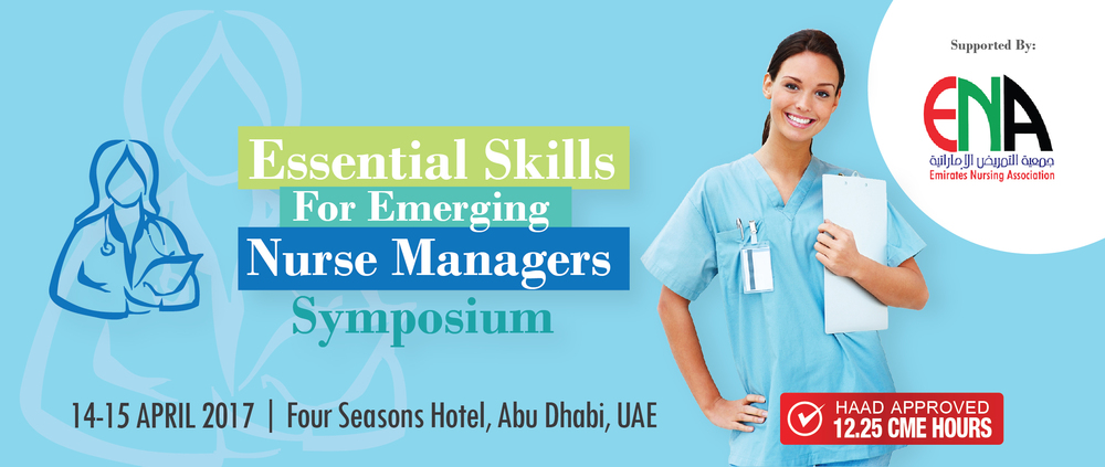 Essential Skills of Emerging Nursing Managers Symposium
