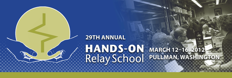 29th Annual Hands-On Relay School (Acct #2092)