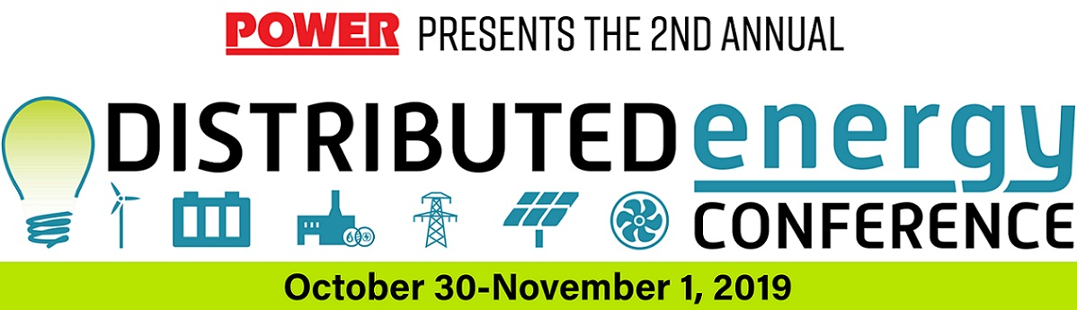 Distributed Energy Conference 2019