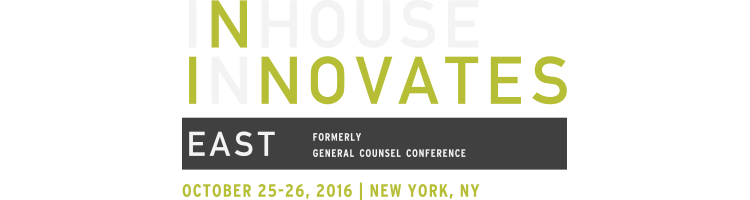 2016 General Counsel Conference - East