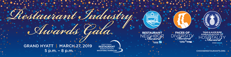 Restaurant Industry Awards Gala Dinner