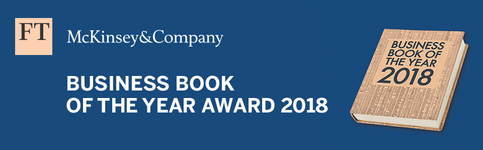Business Book of the Year Award 2018