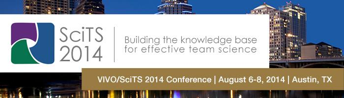 SciTS 2014 Conference