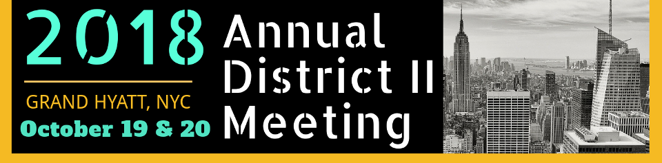 District II 2018 Annual Meeting