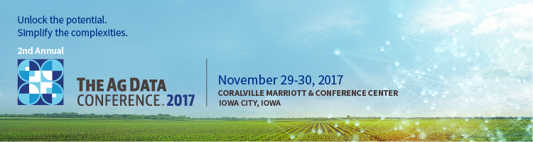 The Ag Data Conference 2017
