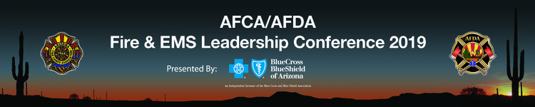 2019 AFCA/AFDA Fire & EMS Leadership Conference & Expo