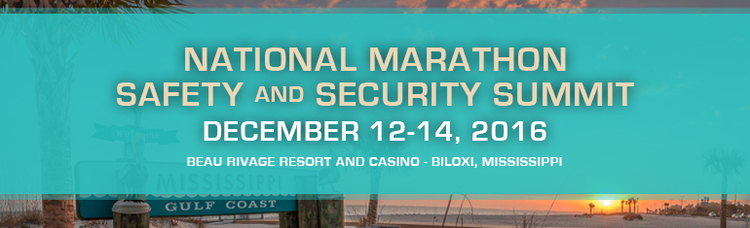 2016 National Marathon Safety & Security Summit