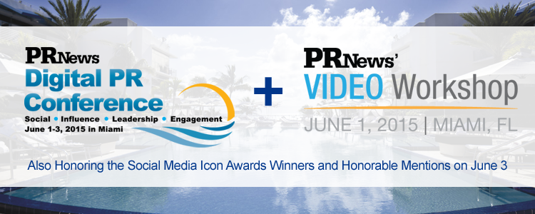 Digital PR Conference & Video Workshop