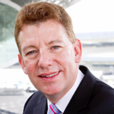 Paul Griffths, CEO, Dubai Airports
