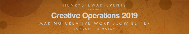 Creative Operations London 2019 - E19800