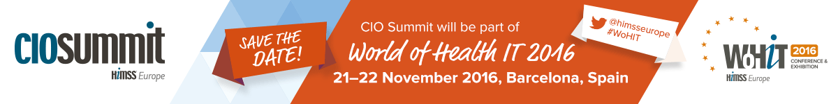 HIMSS Europe CIO Summit 2015