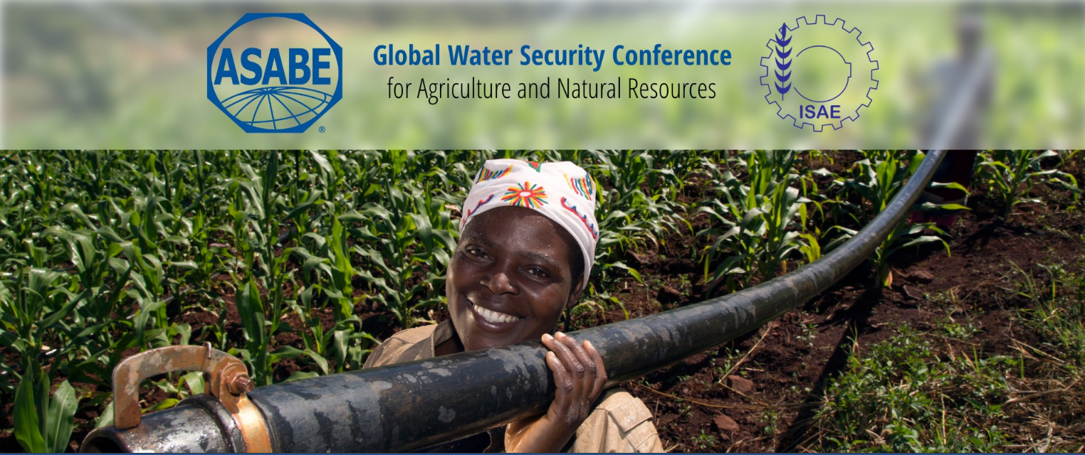 Global Water Security for Agriculture and Natural Resources