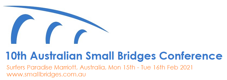 10th Australian Small Bridges Conference 2021